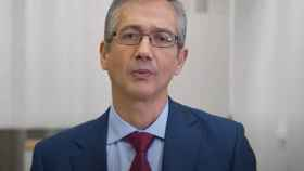 El gobernador del Banco de España, Pablo Hernández de Cos.