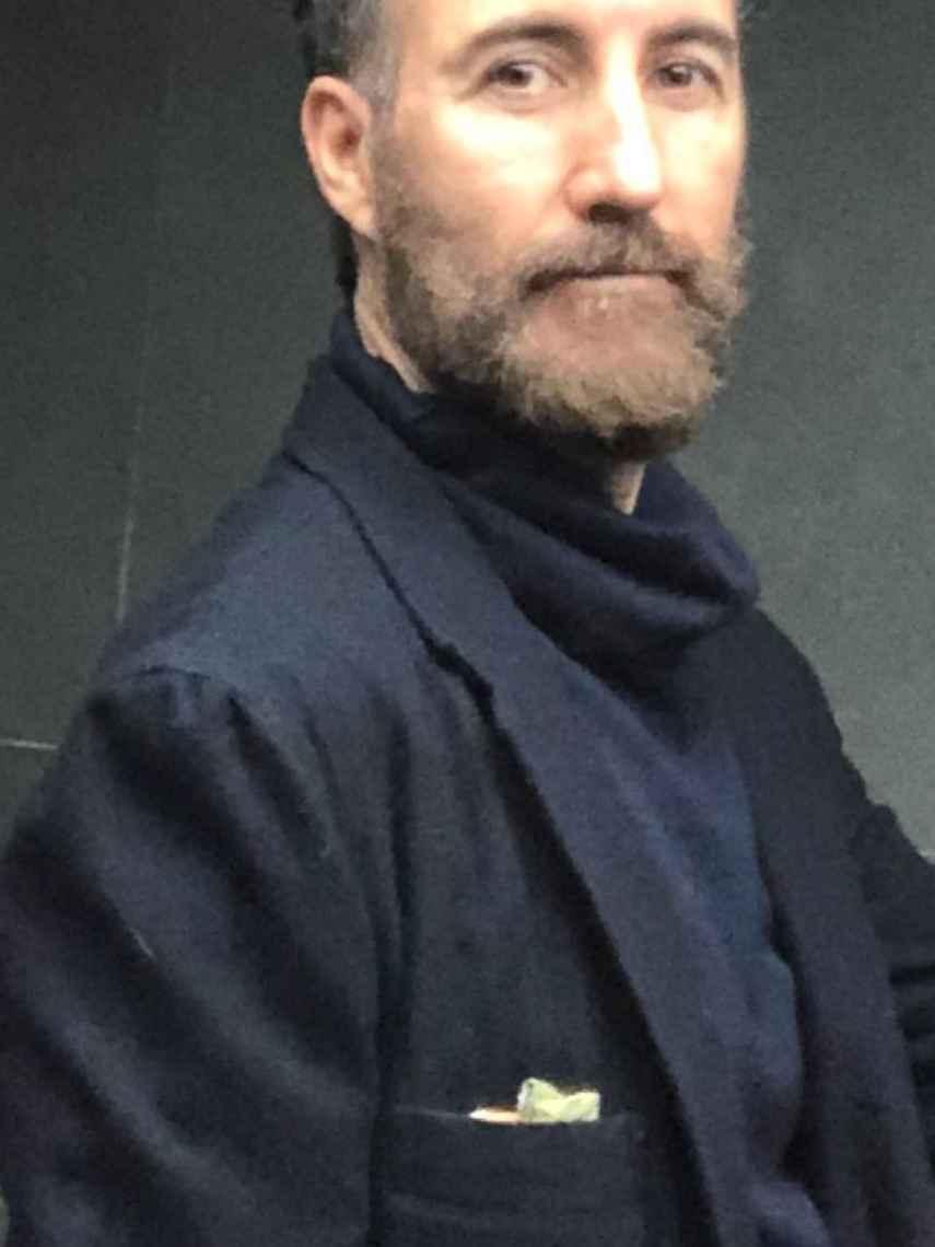 Mario Losantos, en una imagen de archivo.