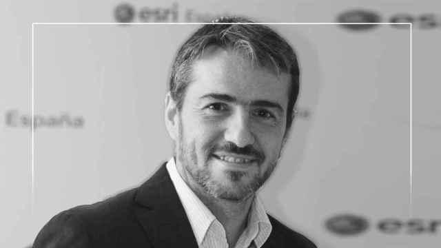 Aitor Calero, responsable de innovación de Esri.