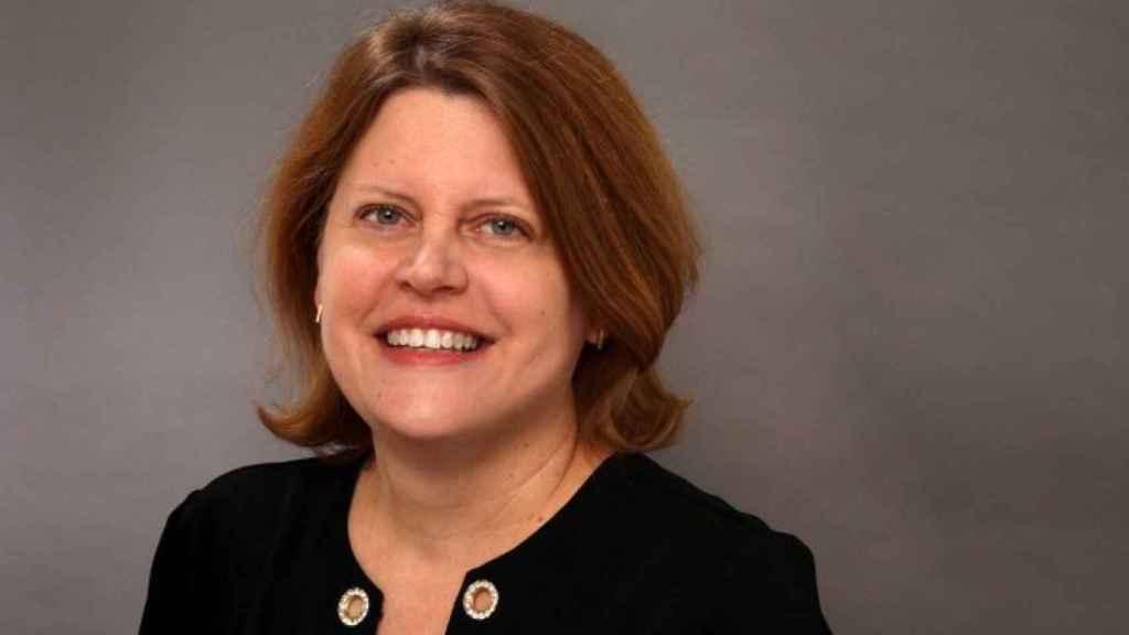 Sally Buzbee, la nueva directora de 'The Washintong Post'.