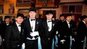 Enrique, empresario de éxito, y vicepresidente de la Asociación de los Mayordomos de la Purísima Concepción.
