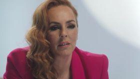 Rocío Carrasco en el programa 'Rocío, contar la verdad para seguir viva'.