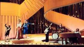¿Desde cuando no hay orquesta en el Festival de Eurovisión?