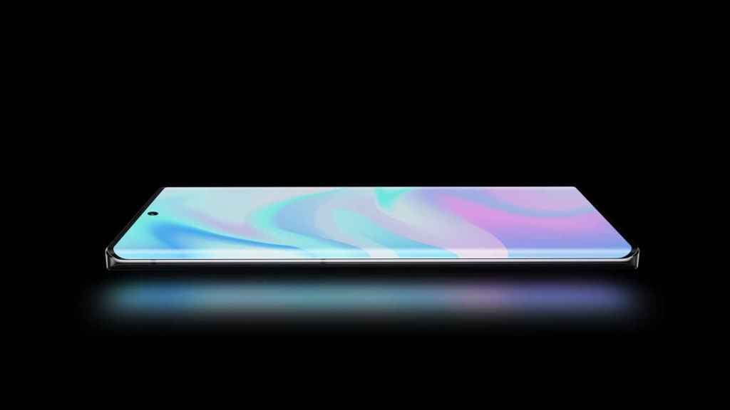 ZTE Axon 30 Ultra pantalla