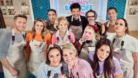 El casting de 'Celebrity Bake Off' al completo.