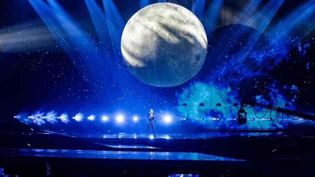 España quedará última en Eurovisión: el primer ensayo de Blas Cantó defrauda con creces