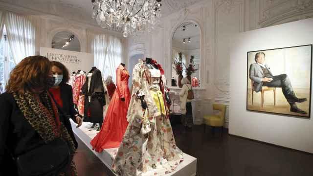 s objetos personales y muebles del diseñador japonés Kenzo Takada han sido subastados.