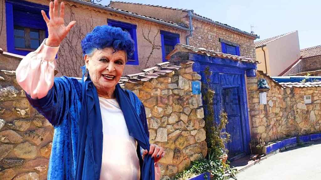 Los Bosé pusieron a la venta la casa de la matriarca un año después de su muerte.
