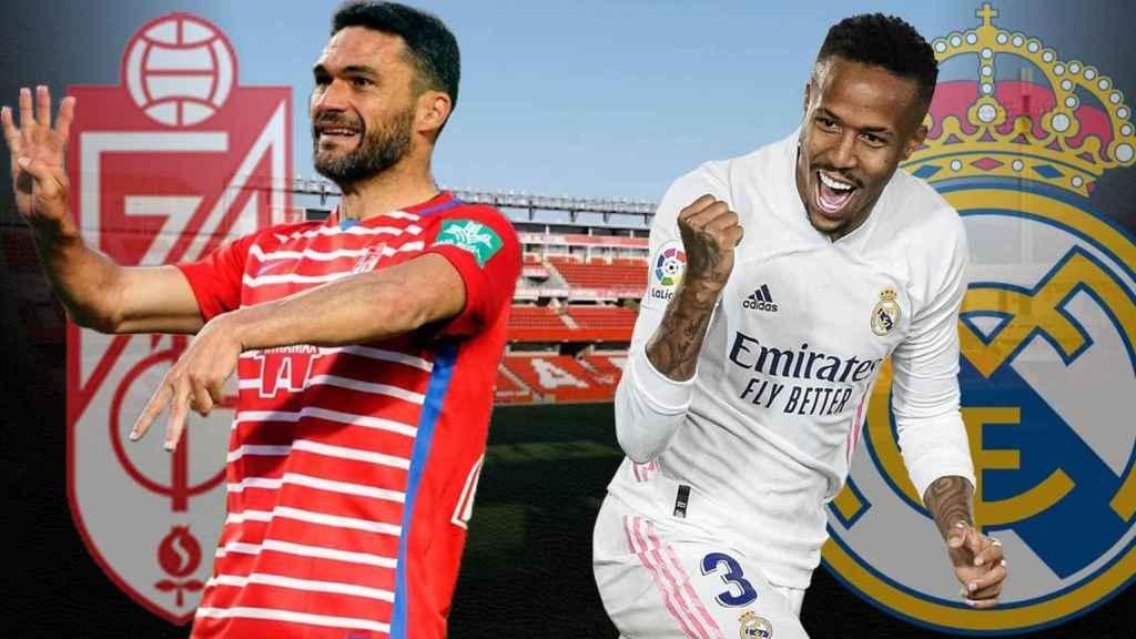 Previa Granada - Real Madrid