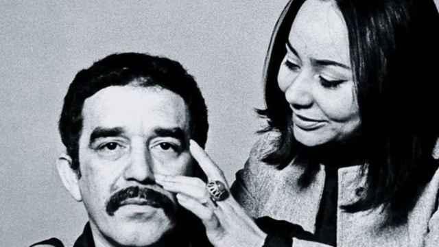 Mercedes y Gabo.