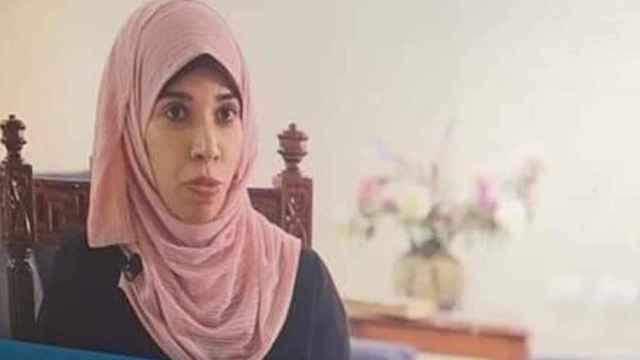 Reema Saad, la periodista asesinada.