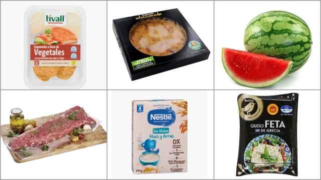Las 25 ofertas de Mercadona, Lidl, Aldi, Alcampo y Carrefour: costillas, setas, cereales...