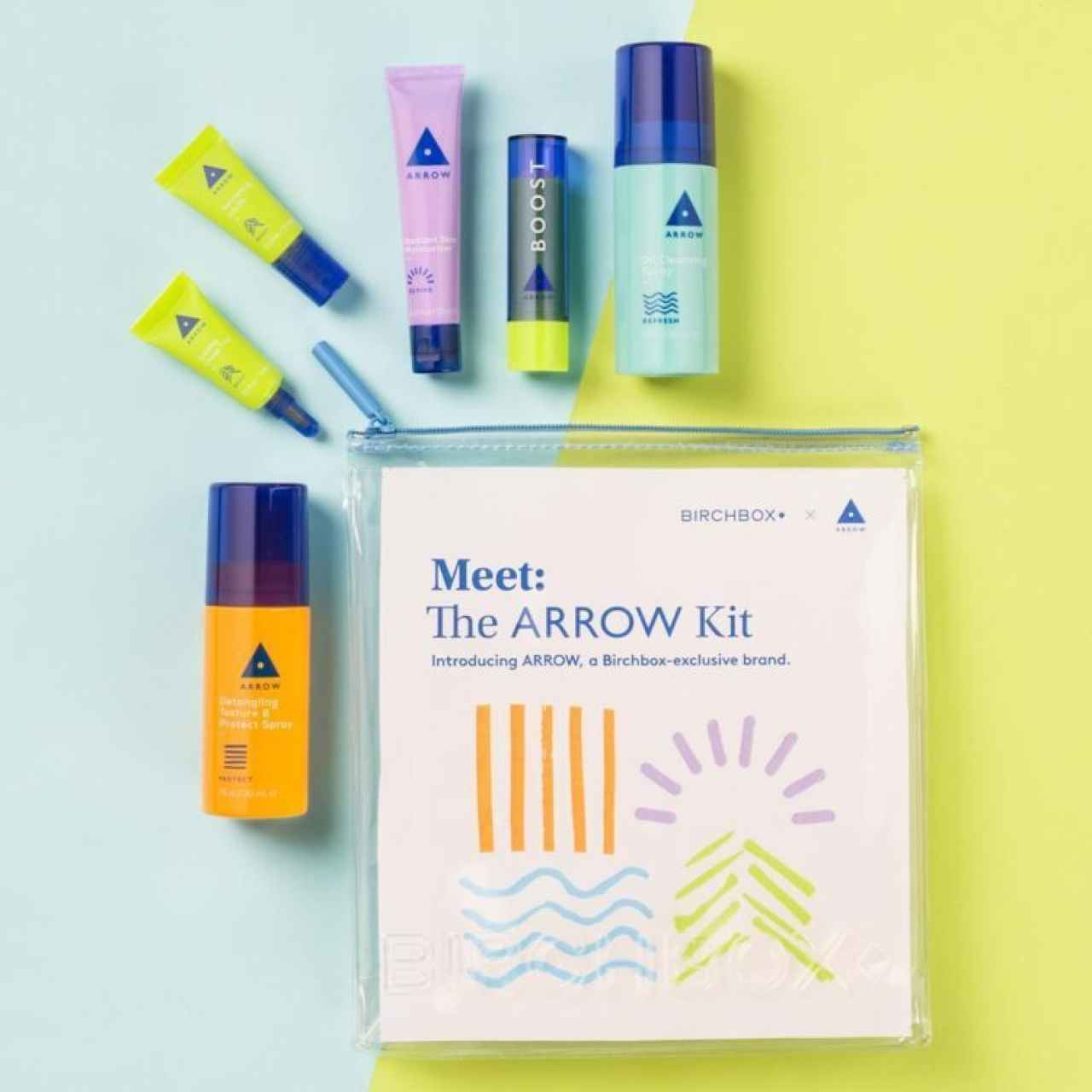 Imagen del kit especial que ha lanzado la marca.