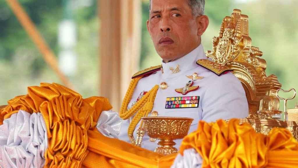 El Rey Vajiralongkorn de Tailandia. Efe