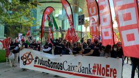 sindicatos-caixabank-manifiestan-contra-ere