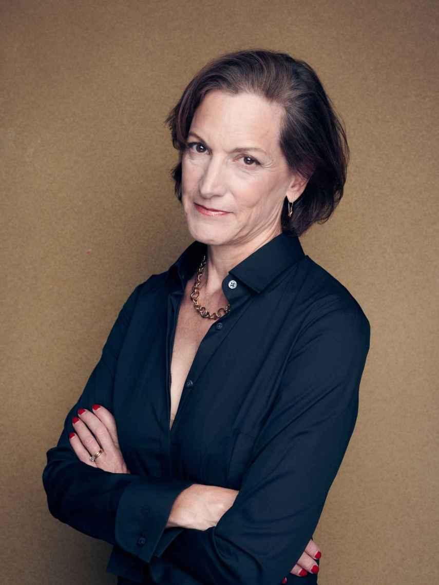 Anne Applebaum.