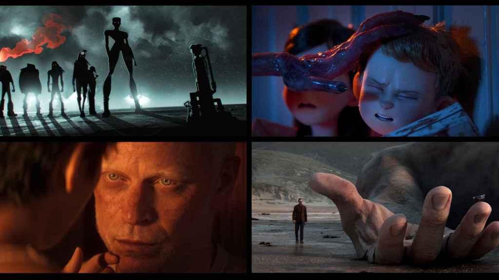 Uno de los episodios de 'Love, Death & Robots'.
