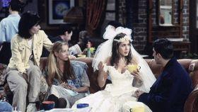 Fotograma d el primer episodio de 'Friends' (1994).
