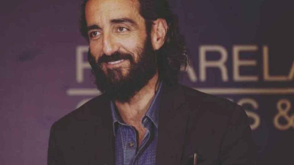 El empresario Alejandro Fernández Luengo.