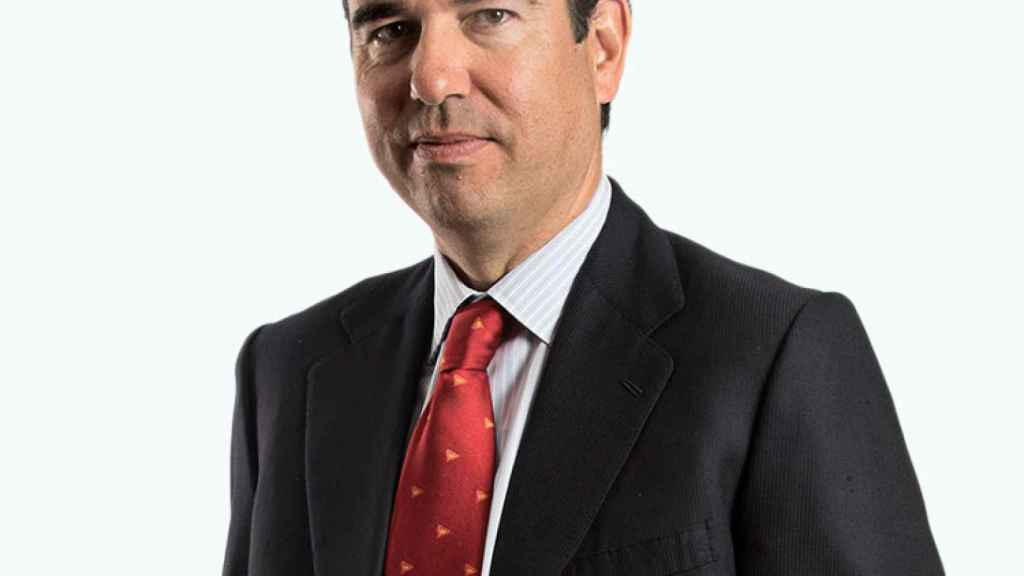 Javier Botín en una foto de archivo del Banco Santander.