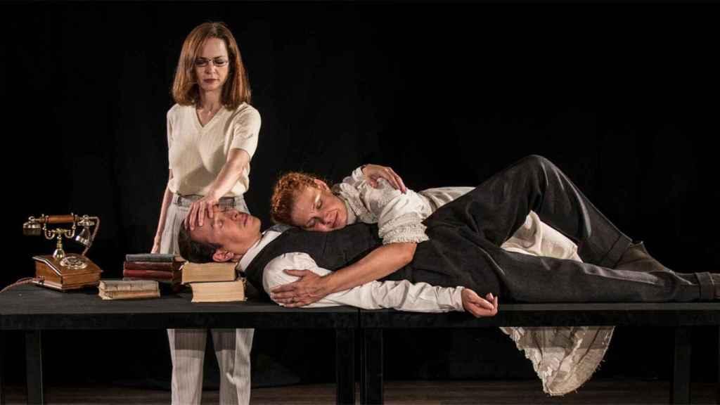 Amor, amor, catástrofe, en el Teatro Español.