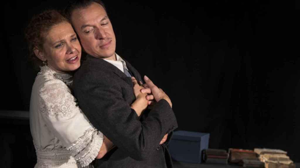 Amor, amor, catástrofe, en el Teatro Español