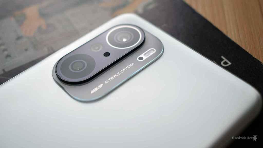 Módulo de cámara del POCO F3