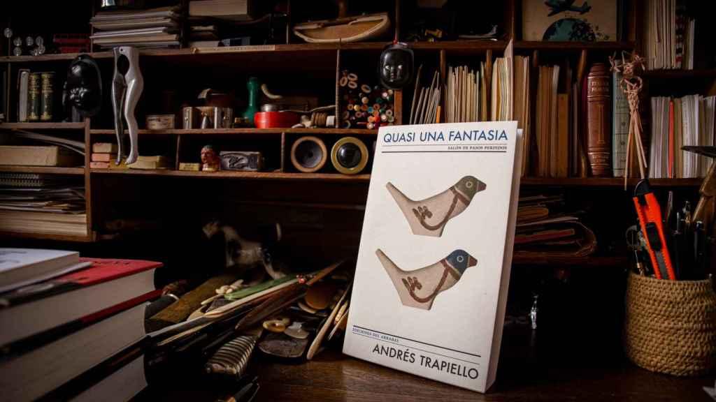 'Quasi una fantasia', el último libro de Andrés Trapiello.