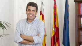 Entrevista a Carlos Mazón, presidente de la Diputación de Alicante y candidato a presidir el PPCV.