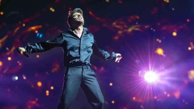 El primer ensayo de Blas Cantó en el Festival de Eurovisión 2021, en fotos