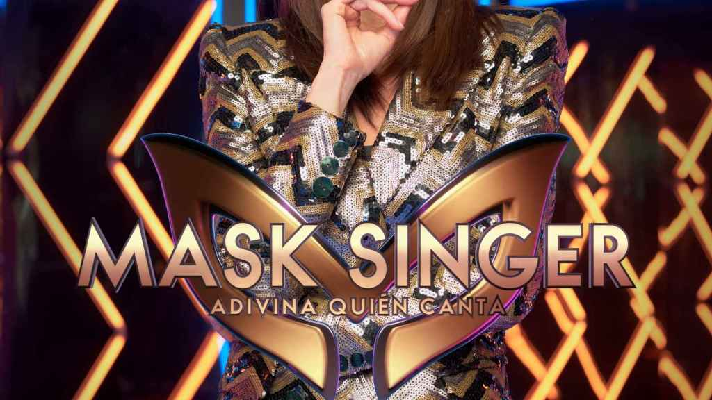 Paz Vega se estrena como investigadora en 'Mask Singer'.