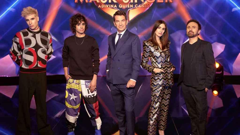 'Mask Singer' vuelve este lunes a Antena 3.