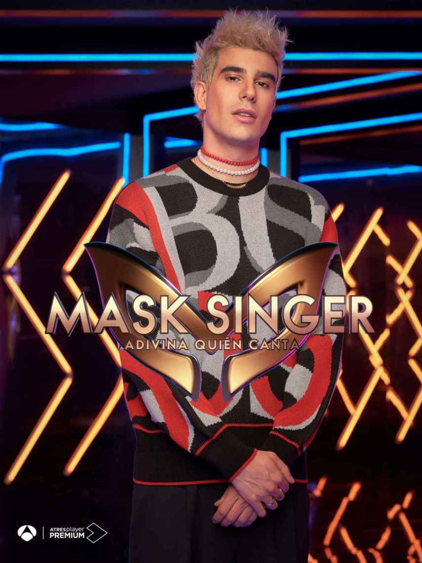 Javier Calvo repite como investigador en 'Mask Singer'.