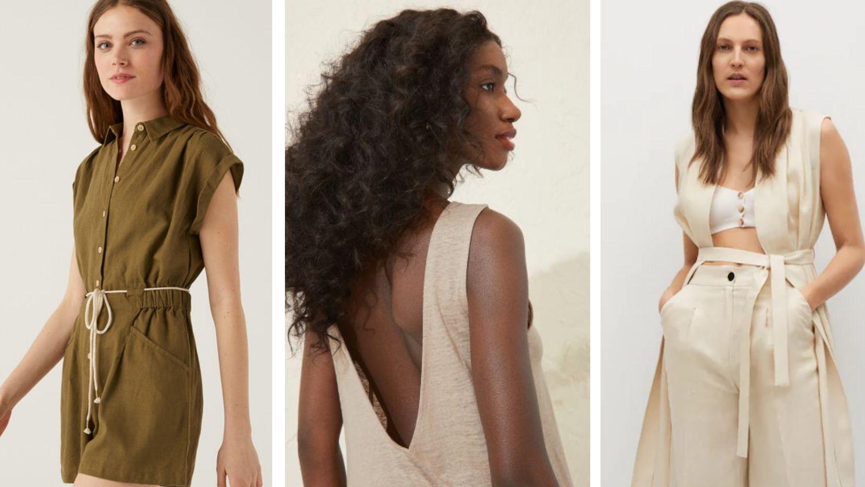 Las siete prendas de lino que desearás llevar este verano.
