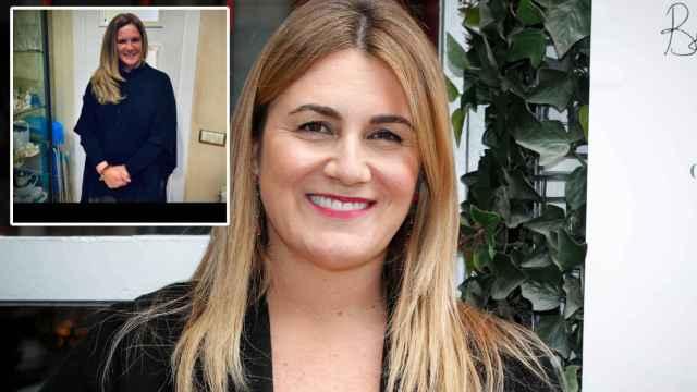Raquel Moreno y Carlota Corredera en un montaje de JALEOS.