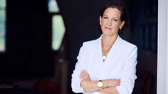 La periodista e historiadora Anne Applebaum.