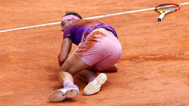 Las mejores imágenes del Alexander Zverev - Rafa Nadal: la revancha del Mutua Madrid Open en los cuartos de Roma