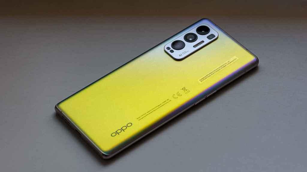 Oppo Find X3 Neo, análisis: un gama alta con una gran solidez