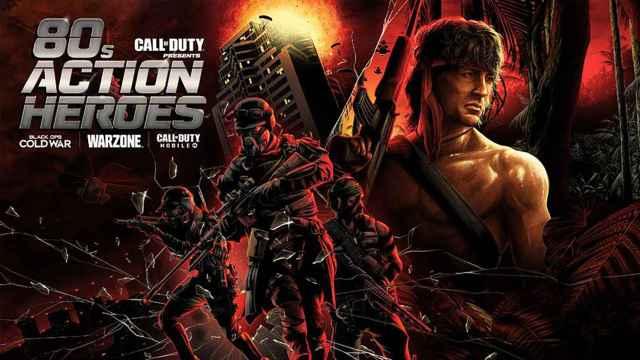 Rambo y John McClane: las dos estrellas de  Call of Duty Mobile para el 20 de mayo