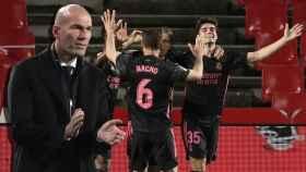 El Real Madrid no se rinde