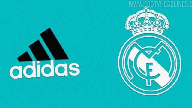 Real Madrid - 3ª equipación