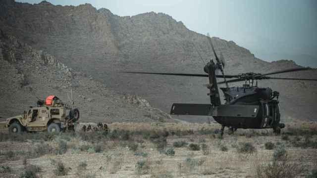 Los últimos días de las Fuerzas Armadas en Afganistán: 20 años en imágenes