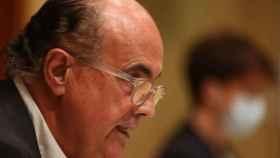 El consejero de Salud Pública y Plan Covid-19, Antonio Zapatero. Efe