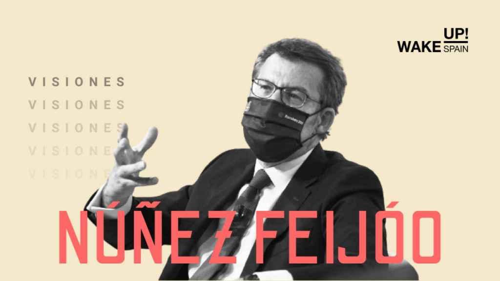 El presidente de Galicia, Alberto Núñez Feijóo.