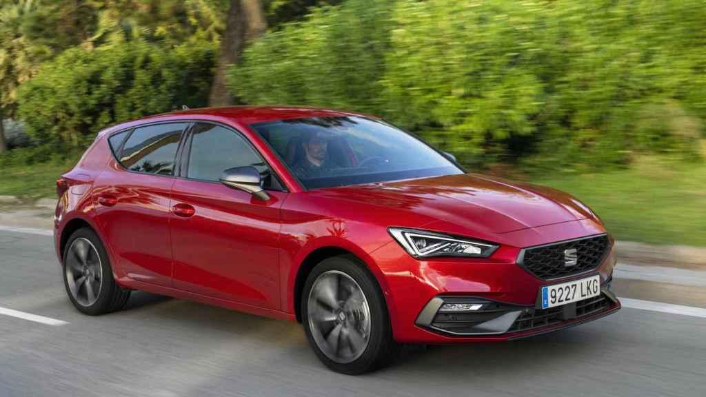 El nuevo Seat León es el Mejor coche del Año en España 2021.