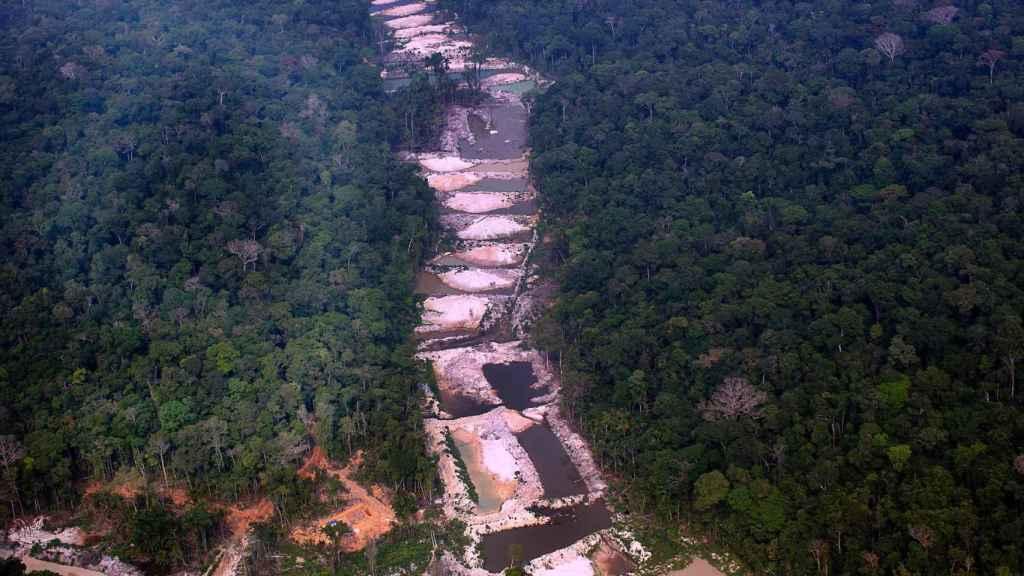 Madereros, garimpeiros y las grandes explotaciones del agronegocio son las principales amenazas de los pueblos originarios y las comunidades tradicionales de la Amazonia.