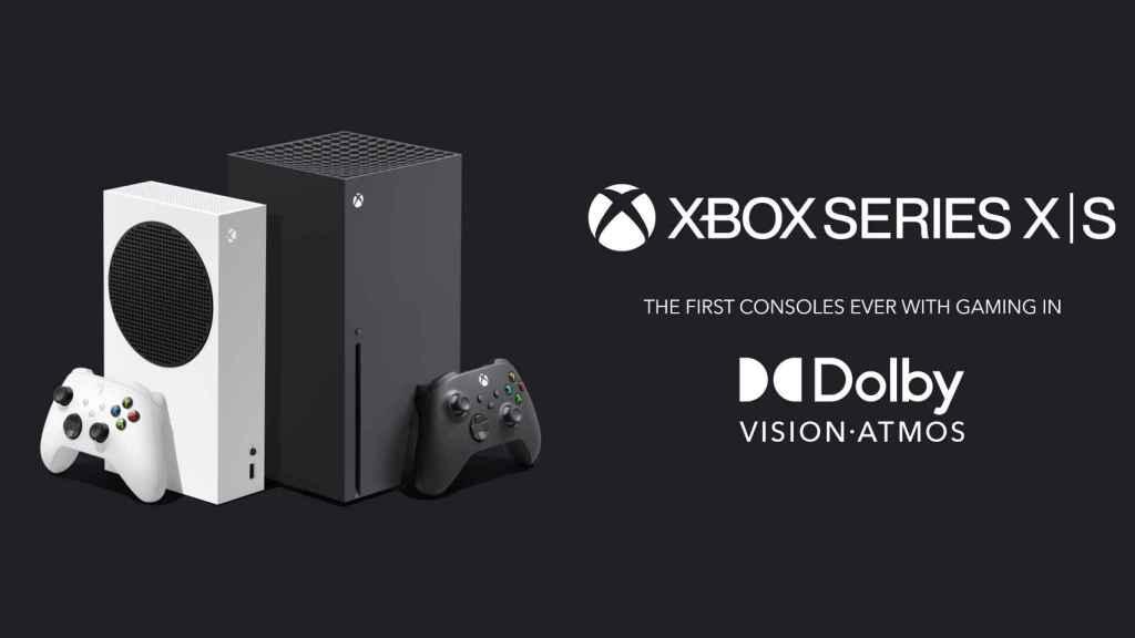 Dolby Vision en Xbox