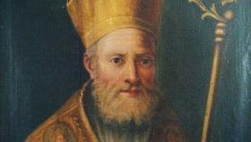 San Ubaldo de Gubbio.