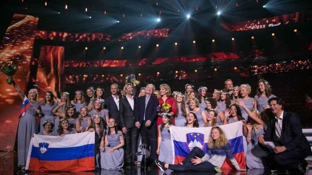 Coro del Año de Eurovisión