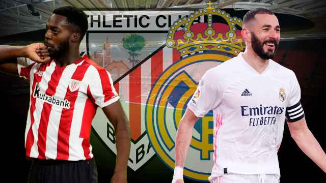 Previa Athletic - Real Madrid